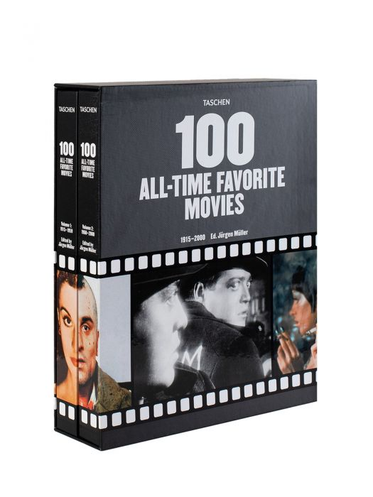 Taschen 100 All-Time Favorite Movies