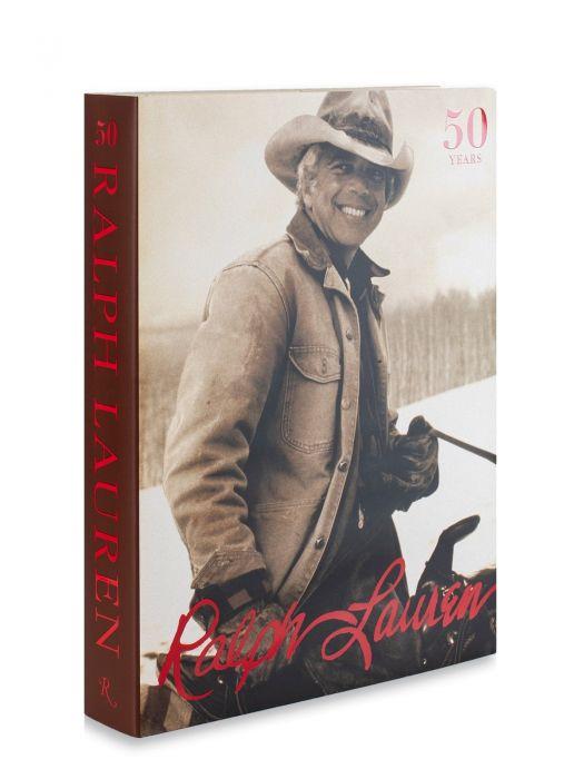 Rizzoli Newyork 50 Years Ralph Lauren