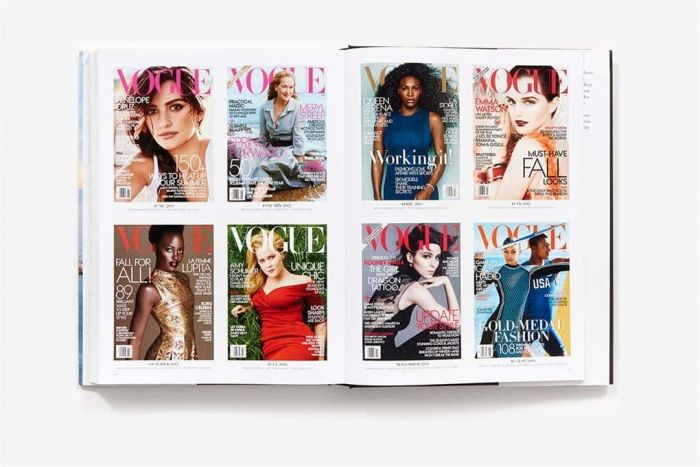 Abrams Books Vogue The Covers