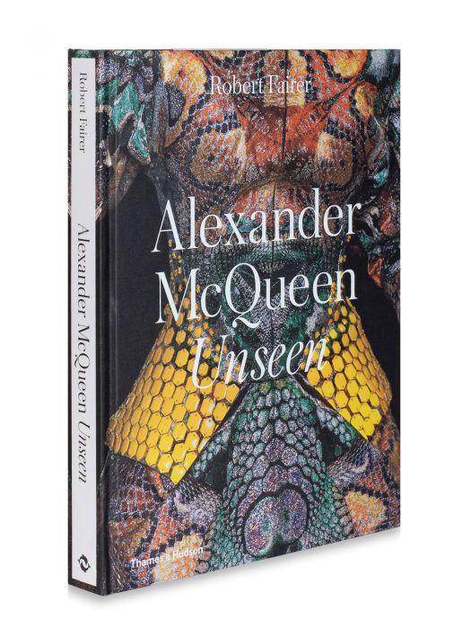 Thames&Hudson Alexander Mcqueen Unseen