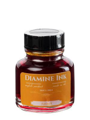 Diamine Amber Şişe Mürekkep 30 ml - Thumbnail