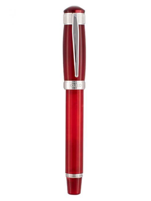Cleoskribent Aura Kırmızı Dolma Kalem
