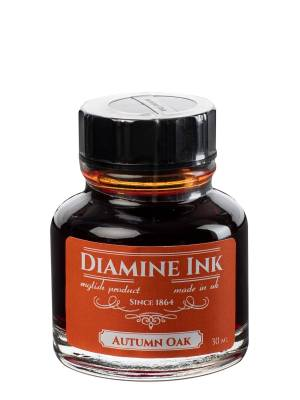 Diamine Autumn Oak Şişe Mürekkep 30 ml - Thumbnail