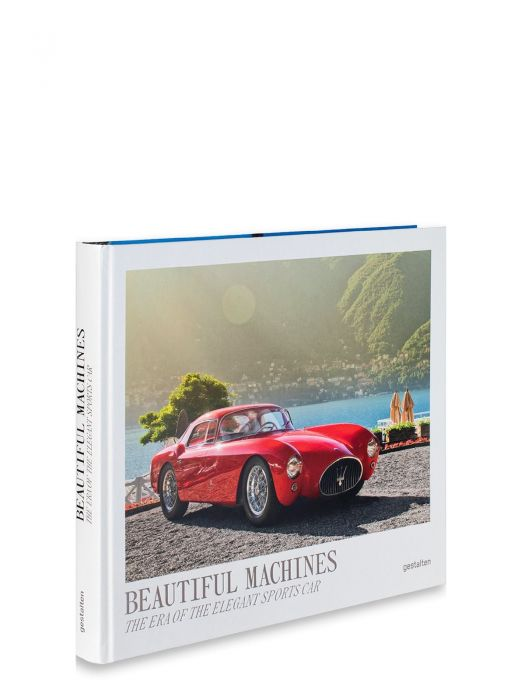 Gestalten Beautiful Machines The Era of the Elegants Sports Car