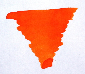 Diamine Blaze Orange Şişe Mürekkep 30 ml