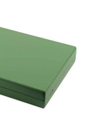 Nfp Design BLOKK Yeşil 11'li Kalem Kutusu - Thumbnail