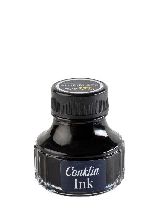 Conklin Blue Black Şişe Mürekkep 90 ml