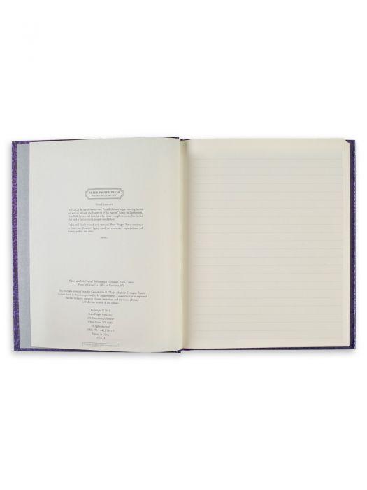 Peter Pauper Blue Medallion Journal
