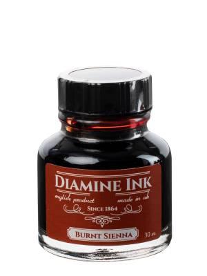 Diamine Burnt Sienna Şişe Mürekkep 30 ml - Thumbnail