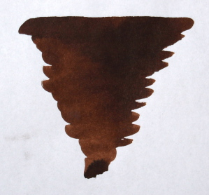 Diamine Chocolate Brown Şişe Mürekkep 80 ml