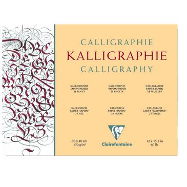 Clairefontaine 30x40 cm Kaligrafi Defteri