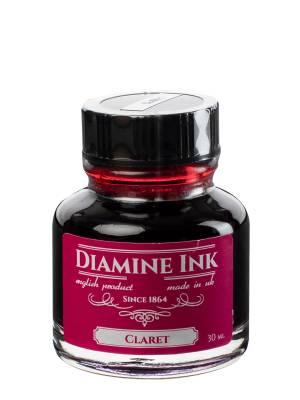 Diamine Claret Şişe Mürekkep 30 ml - Thumbnail