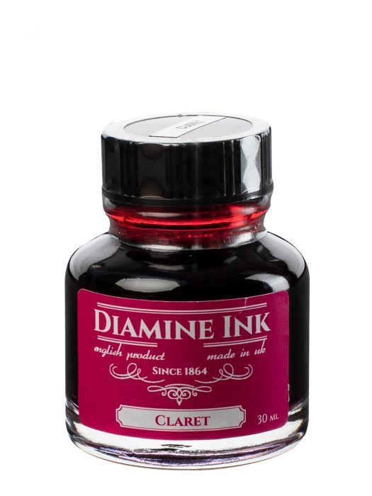Diamine Claret Şişe Mürekkep 30 ml