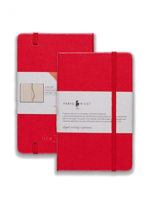 Fabio Ricci Code 1041 Kırmızı Çizgili 9x14 cm
