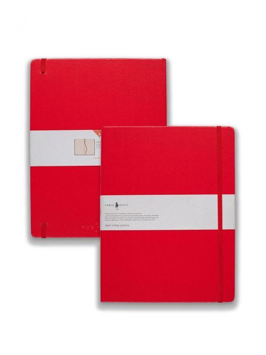 Fabio Ricci Code 1046 Kırmızı Çizgili 19x25 cm