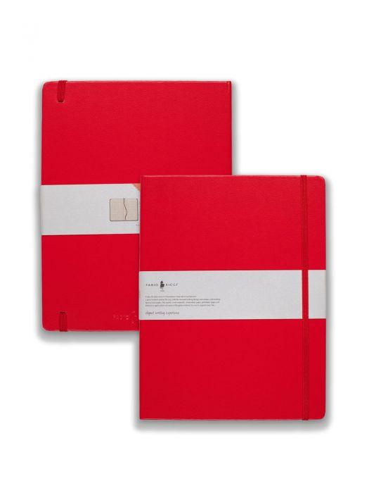 Fabio Ricci Code 1046 Kırmızı Kareli 19x25 cm