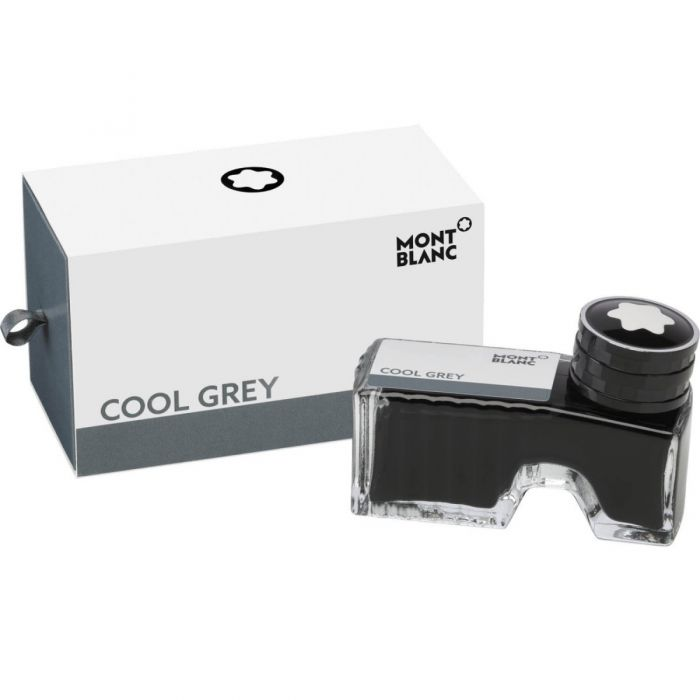 Montblanc Cool Grey Şişe Mürekkep 60 ml