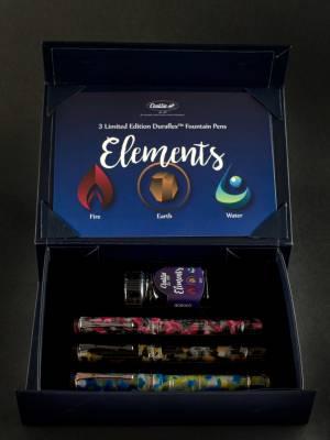 Conklin Duraflex Elements Set Of 3 Dolma Kalem - Thumbnail
