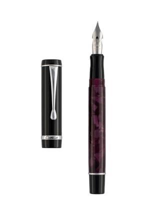 Conklin Duraflex Purple Nights Omniflex Dolma Kalem - Thumbnail