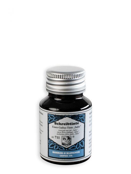 Rohrer and Klinger Eisen Gallus Tinte Salix Şişe Mürekkep 50 ml