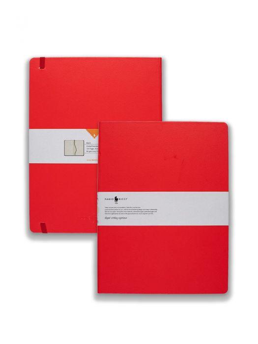 Fabio Ricci Elio Kırmızı Noktalı 19x25 cm