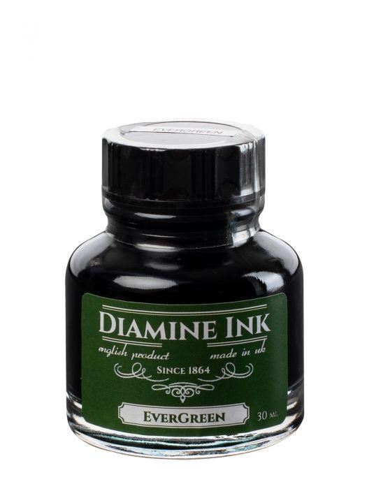 Diamine Evergreen Şişe Mürekkep 30 ml