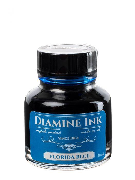 Diamine Florida Blue Şişe Mürekkep 30 ml