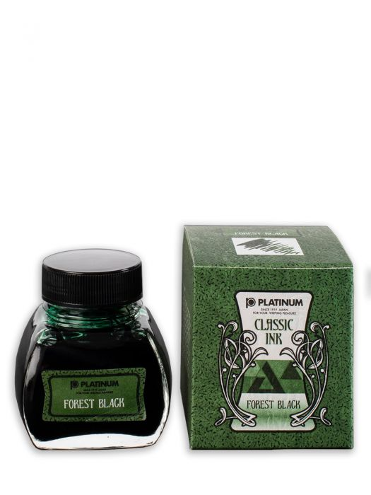 Platinum Forest Black Şişe Mürekkep 60 ml
