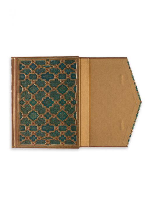 Peter Pauper Gilded Mosaic Journal