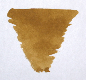 Diamine Golden Brown Şişe Mürekkep 80 ml - Thumbnail