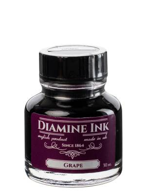 Diamine Grape Şişe Mürekkep 30 ml - Thumbnail
