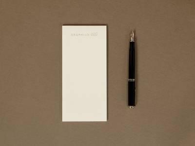 Kobeha Graphilo Ippitz Mini Bloknot - Thumbnail