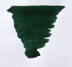 Diamine Green Black Şişe Mürekkep 80 ml