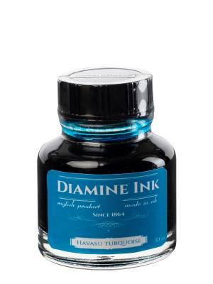 Diamine Havasu Turquoise Şişe Mürekkep 30 ml - Thumbnail