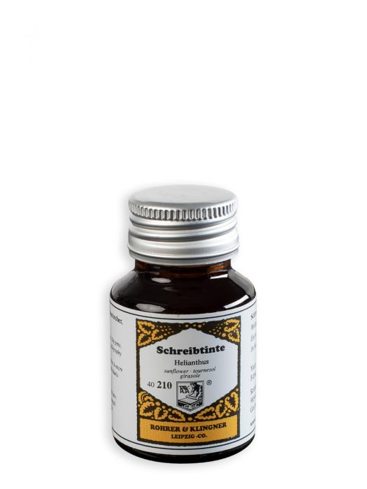 Rohrer and Klinger Helianthus Şişe Mürekkep 50 ml