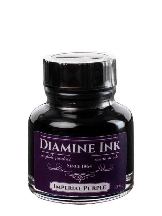 Diamine Imperial Purple Şişe Mürekkep 30 ml