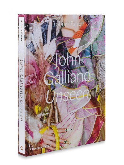 Thames&Hudson John Galliano Unseen
