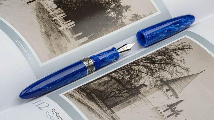 Kilk Epigram Mavi Dolma Kalem