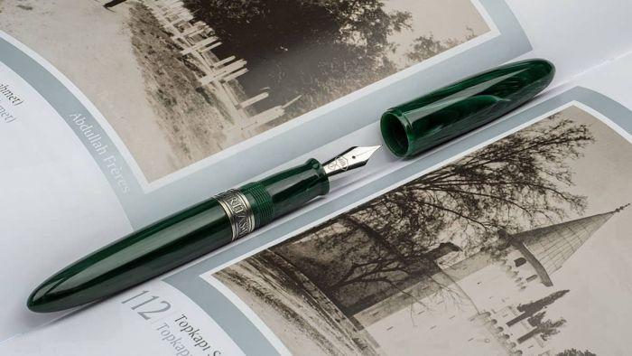Kilk Epigram Yeşil Dolma Kalem