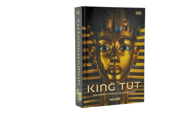 Taschen King Tut The Journey Through The Underworld