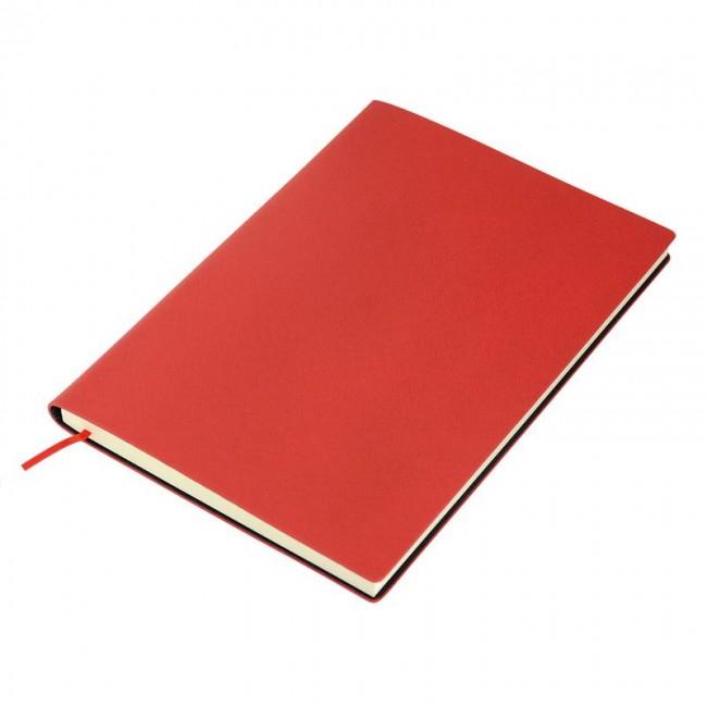 Mynote Kırmızı Çizgisiz Ajanda 13x21 cm