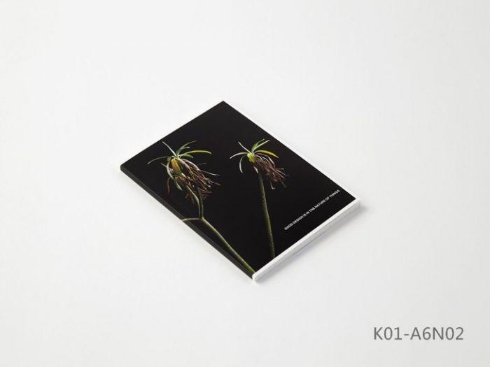 Kobeha Koncreat A6 Kareli Tamotsu Yagı Defter No:02