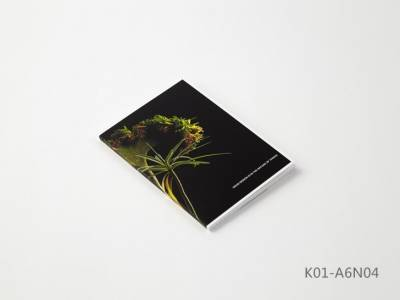 Kobeha Koncreat A6 Kareli Tamotsu Yagı Defter No:04 - Thumbnail
