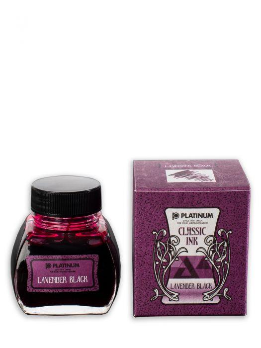 Platinum Lavender Black Şişe Mürekkep 60 ml