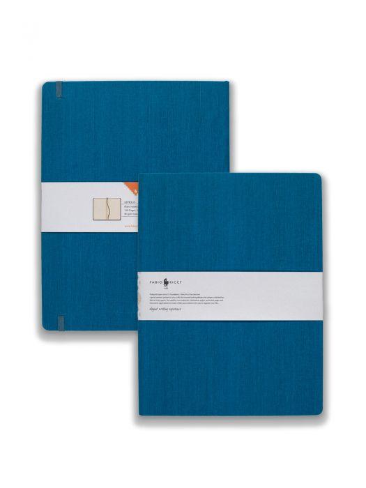 Fabio Ricci Lepidus Havacı Mavi Çizgisiz 19x25 cm