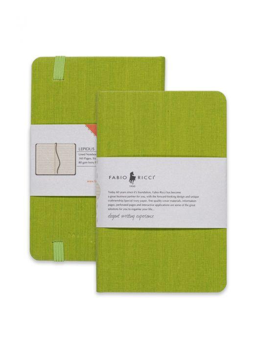 Lepidus Yeşil Çizgili 9x14 cm