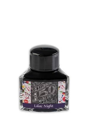 Diamine 150.Yıl Lilac Night Şişe Mürekkep 40 ml - Thumbnail