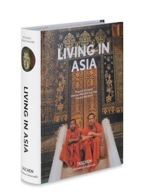 Taschen Living in Asia - Thumbnail