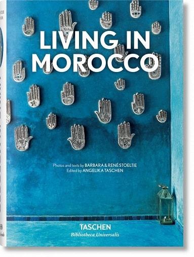 Taschen Living In Morocco