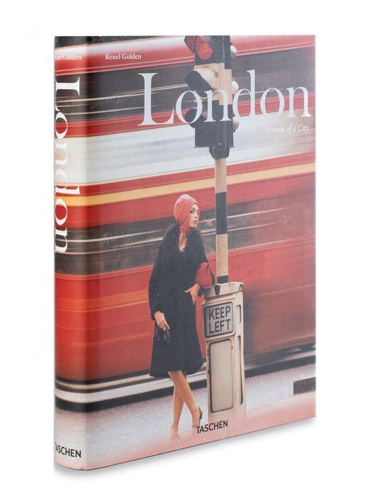 Taschen London Portrait Of A City